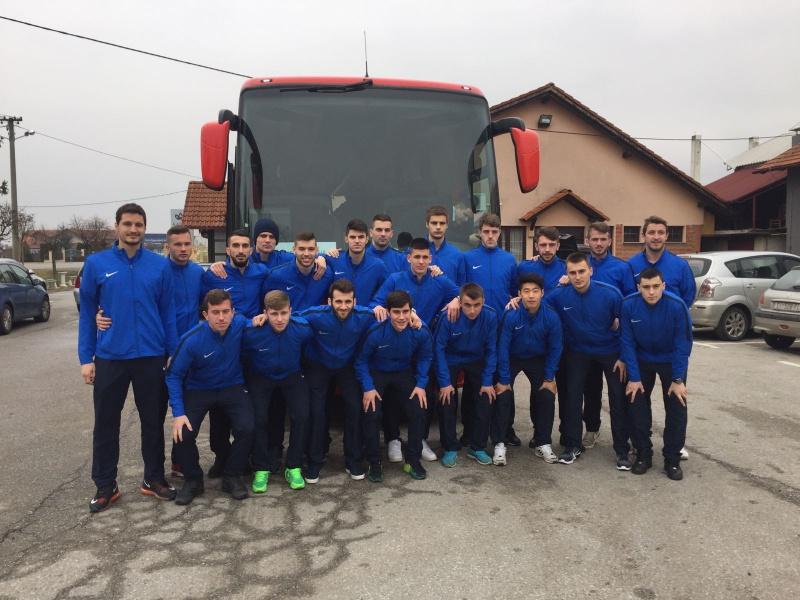Odlazak na završne pripreme u Makarsku