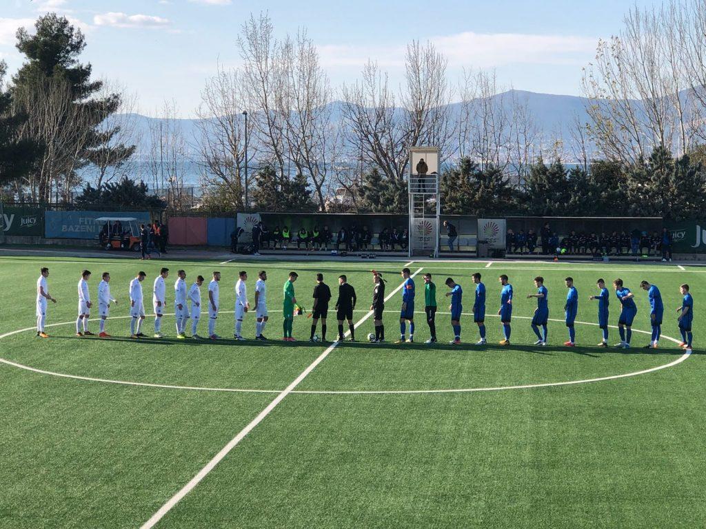 Golijada protiv B momčadi splitskog Hajduka