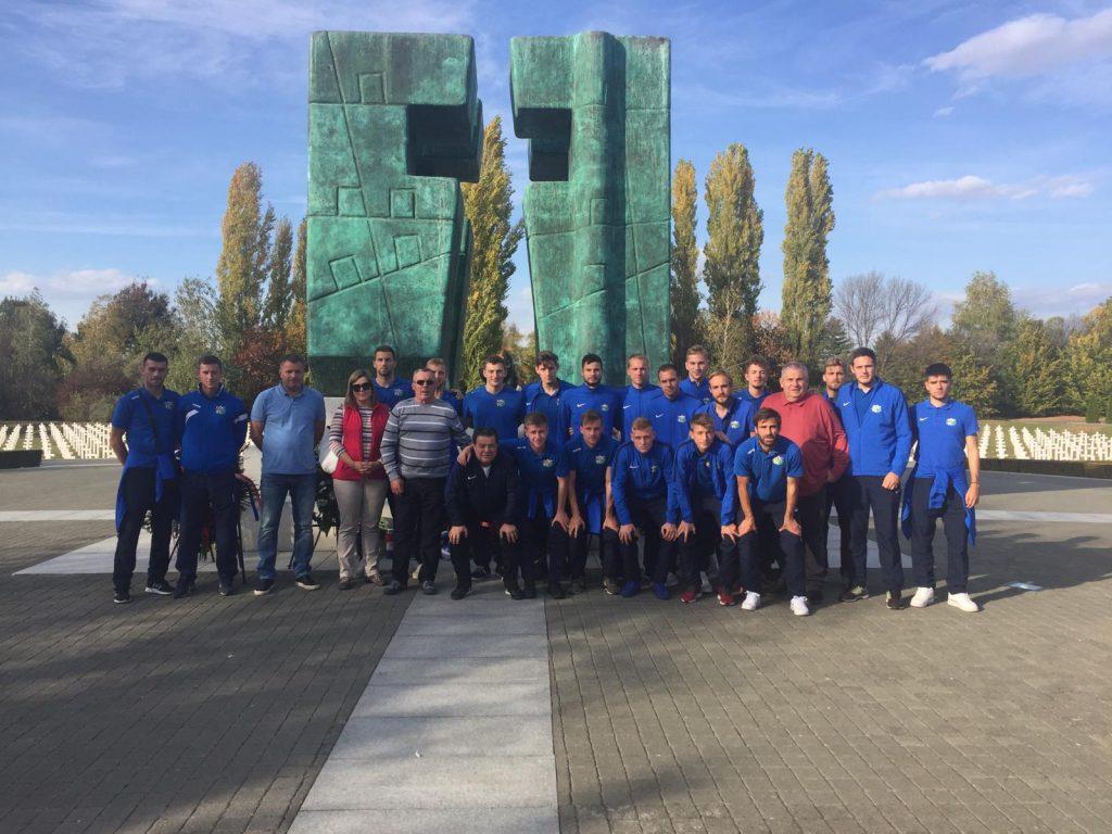 Put u Slavoniju i gostovanje kod BSK-a