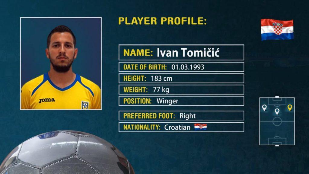 Potpisao Ivan Tomičić!